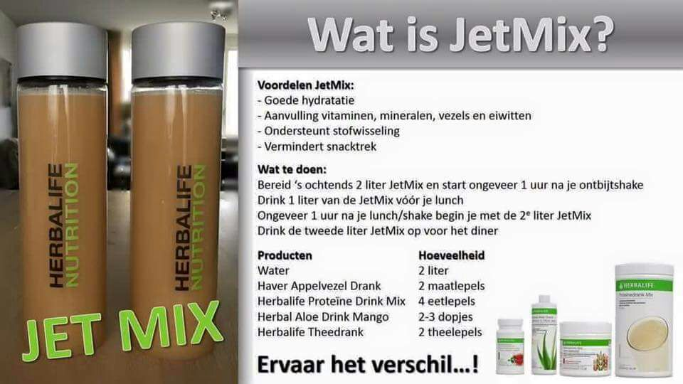 Herbalife JetMix
