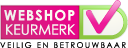 Lid van de Stichting Webshop Keurmerk, dus veilig bestellen