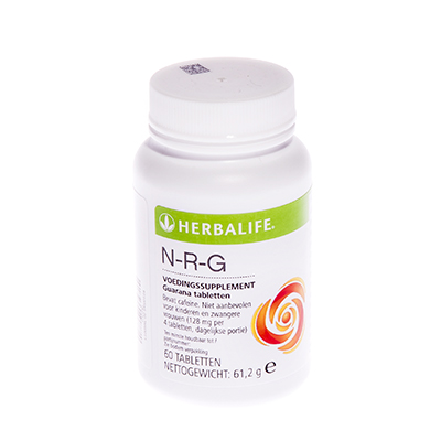 Herbalife NRG Guarana 60 tabletten