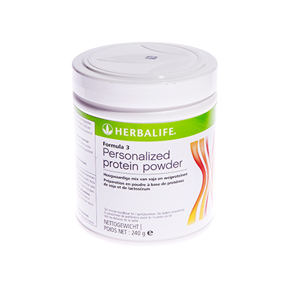Herbalife Formula 3 Personalized protein powder 240 gram