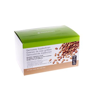 Herbalife Geroosterde sojabonen Gezouten 1 doosje 12x 21,5 gr
