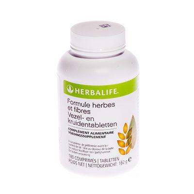 Herbalife Vezel- en kruidentabletten 180 tabletten