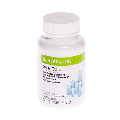 Herbalife Xtra-Cal 90 tabletten