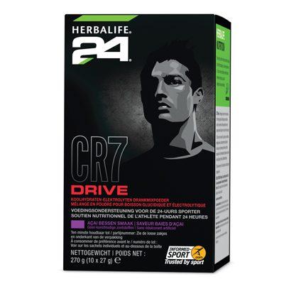 Herbalife 24 CR7 Drive 10 zakjes Açai bessen smaak
