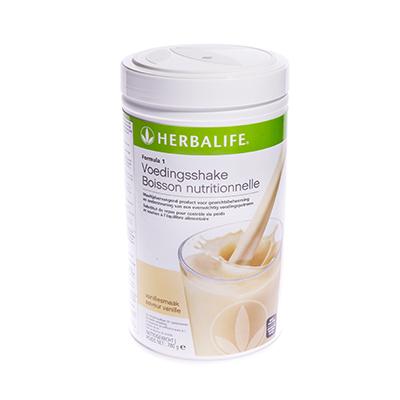 Herbalife Formule 1 voedingsshake 780 gram (inclusief gratis lepel) vanillesmaak