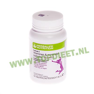 herbalife_topdieet_vitaminen_mineralen_vrouwen
