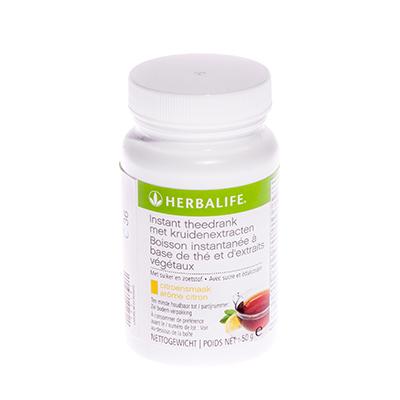 Herbalife Instant theedrank met kruidenextracten 50 gram citroensmaak