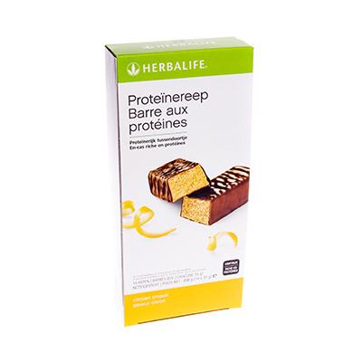 Herbalife Proteïnereep 14 repen citroen smaak