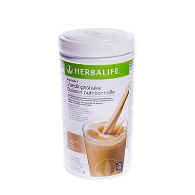 Herbalife Formule 1 voedingsshake 550 gram cappuccinosmaak