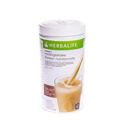 Herbalife Formule 1 voedingsshake 550 gram toffee - appel en kaneel smaak
