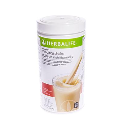 Herbalife Formule 1 voedingsshake 550 gram tropische vruchtensmaak