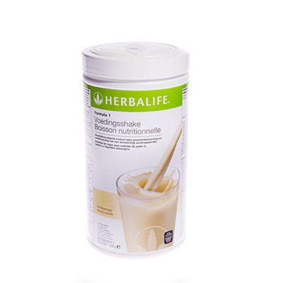 Herbalife Formule 1 voedingsshake 550 gram vanillesmaak