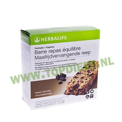 herbalife_topdieet_maaltijdreep_chocolade