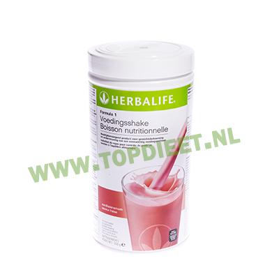 herbalife_topdieet_voedingsshake_aardbeien